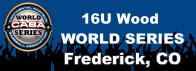 16u Wood World Series - Frederick
